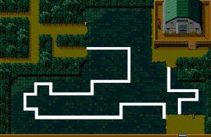 Swamp map path