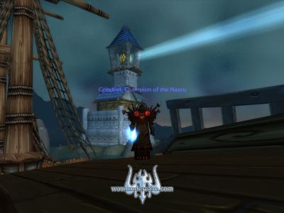 Stormwind's Lighthouse